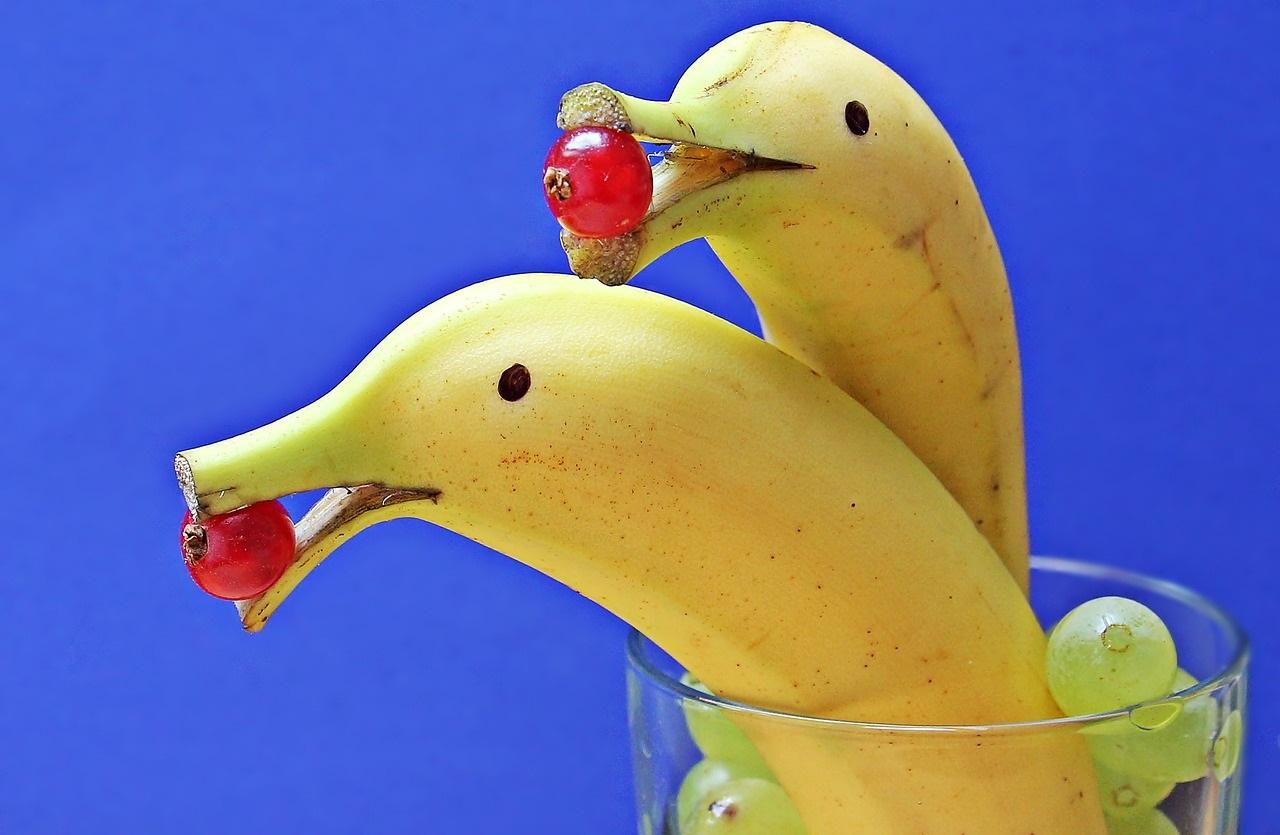 Bananen Beeren