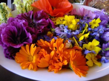 Blüten Kochen