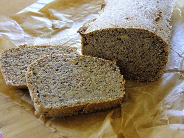 Amarant Buchweizen Brot