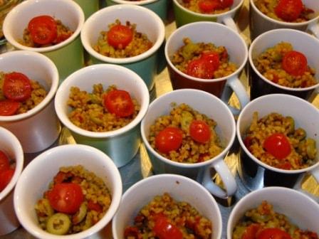 Salat Bulgur