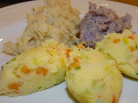 3 Arten Kartoffelbrei
