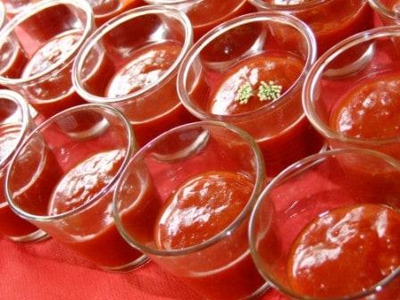 Erdbeerketchup