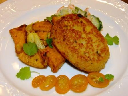 Thai Fisch Cakes