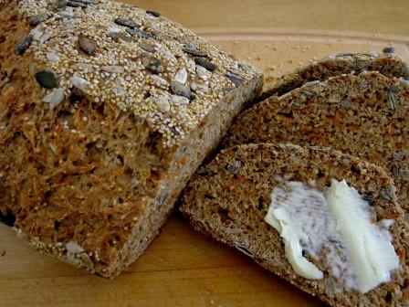 Hirse Joghurt Brot