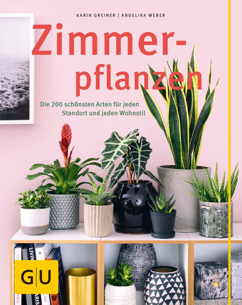 Buchcover Zimmerpflanzen