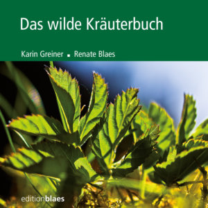Buchcover Das wilde Kräuterbuch