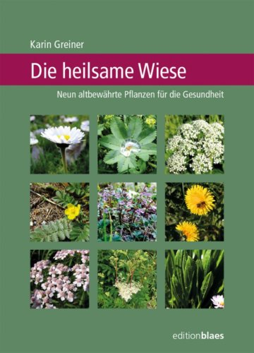 Buchcover Die heilsame Wiese