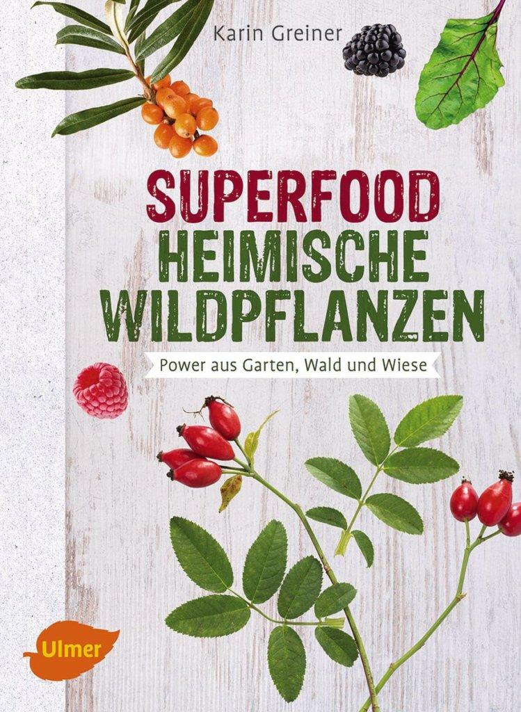 Buchcover Superfood Heimische Wildpflanzen