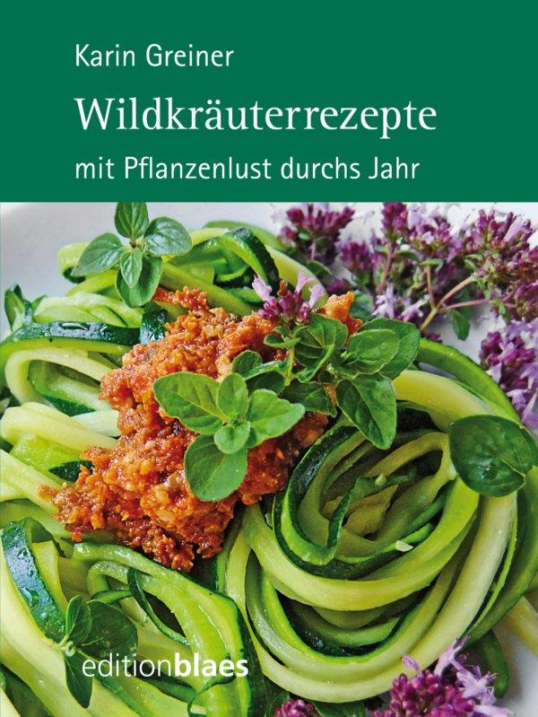 Buchcover Wildkräuterrezepte