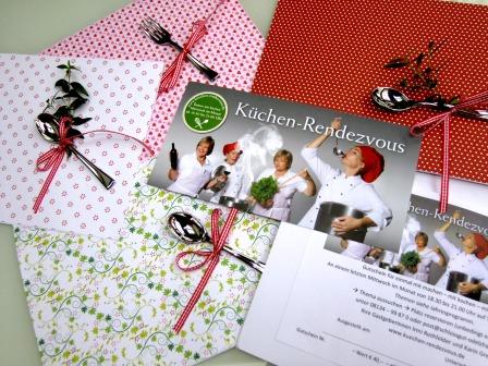 Küchen-Rendezvous Gutschein