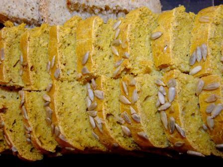 Brot Kürbis