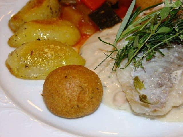 Olive Parmesan