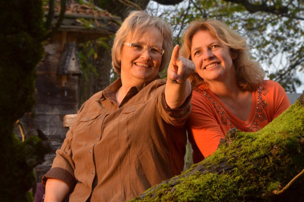 Wissen teilen - Pflanzenlust Karin Greiner