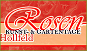 Rosen Kunst Gartentage Hollfeld
